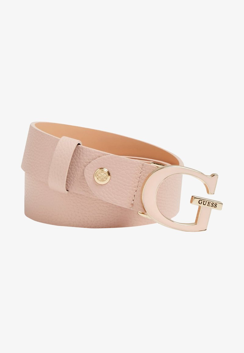 Guess - CEINTURE BECCA - Belt - rose