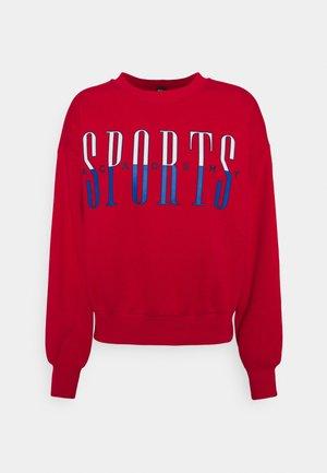 DAPHNE - Sweatshirt - true red