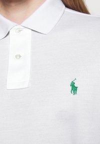 Polo Ralph Lauren - THE EARTH POLO - Polo - white - 4