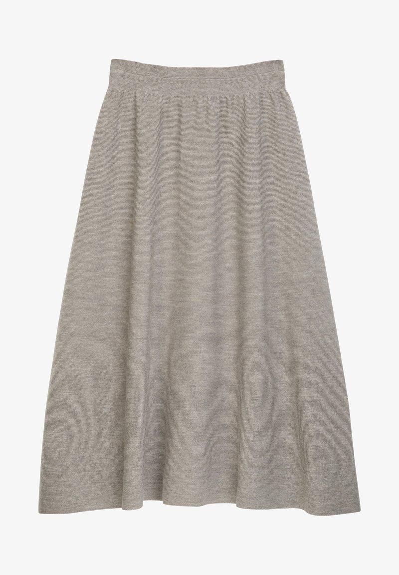 DRYKORN - MEDEA - A-line skirt - brown