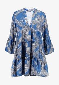 ONLY - ONLDIANAATHENA 3/4 DRESS - Day dress - blue horizon - 5