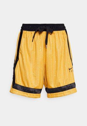 FLY CROSSOVER SHORT - Sports shorts - chutney/saturn gold/black
