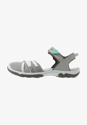 TIRRA WOMENS - Walking sandals - drizzle