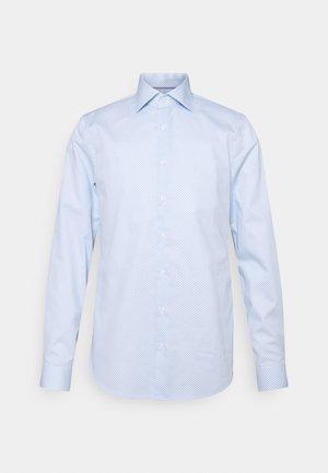 PRINT SLIM SHIRT - Formal shirt - navy