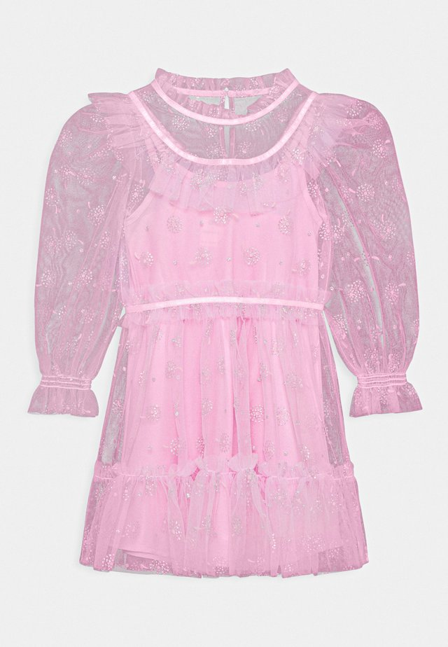 ALICE MCCALL LONG SLEEVE DRESS - Koktejlové šaty/ šaty na párty - cali pink