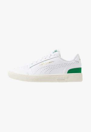 RALPH SAMPSON - Baskets basses - white/amazon green/whisper white