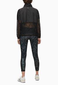 Calvin Klein - Summer jacket - ck black - 2