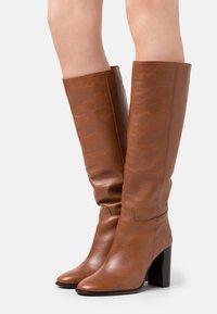 LAB - High heeled boots - volga - 0