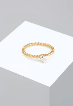 HERZ - Ring - gold-coloured