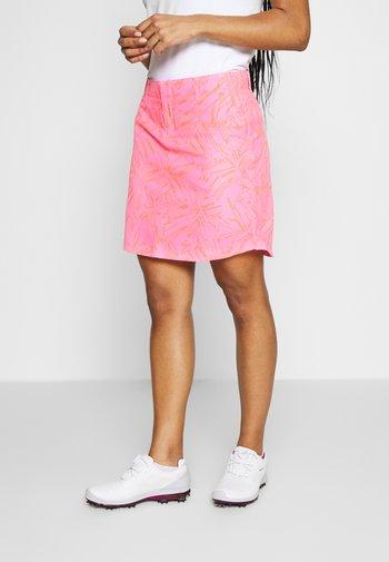 LINKS PRINTED SKORT - Sports skirt - lipstick/mod gray/beta