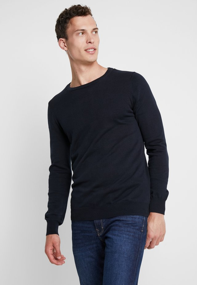 FREDERIK  - Strikpullover /Striktrøjer - dress blue