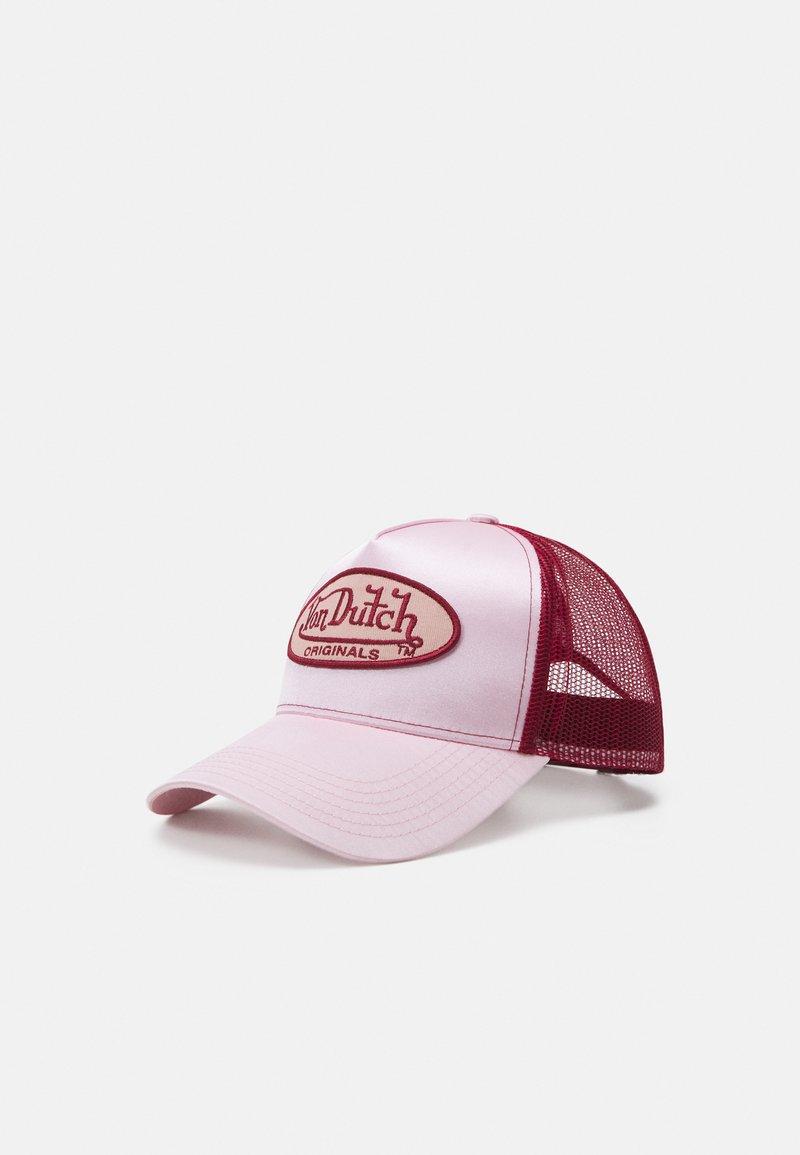 Von Dutch - TRUCKER UNISEX - Cap - pink/red