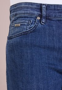 BOSS - MAINE - Straight leg jeans - medium blue - 5