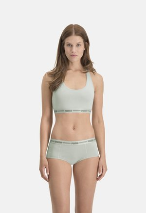 RACER BACK TOP 1P - Sport BH - green