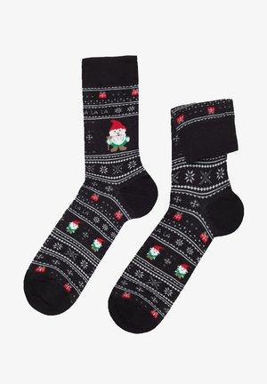 Socks - black dwarf