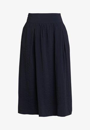 IMOLA SKIRT - Áčková sukně - blue night