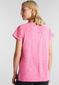 Esprit Sports - MIT E-DRY - Sports shirt - pink fuchsia - 2