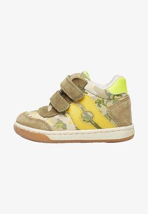 Touch-strap shoes - militärgrüne