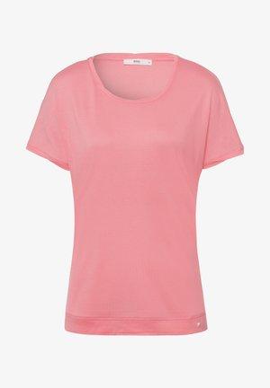 STYLE CAELEN - Basic T-shirt - melon