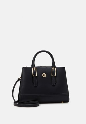 HONEY SATCHEL - Handbag - black