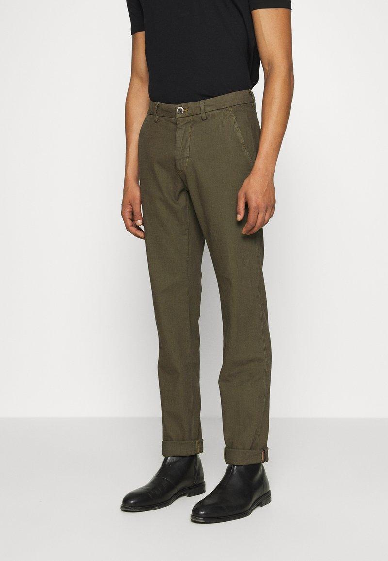 Mason's - TORINO STYLE - Pantaloni - oliv