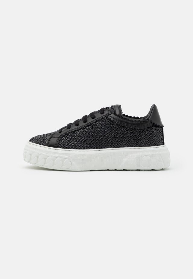 OFF-ROAD VERSILIA - Sneaker low - nero