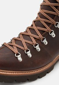 Grenson - BRADY - Lace-up ankle boots - brown - 5