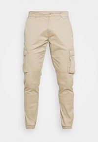 Only & Sons - ONSCAM STAGE CUFF - Cargo trousers - chinchilla - 4