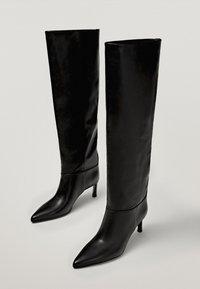 Massimo Dutti - Boots - black - 2