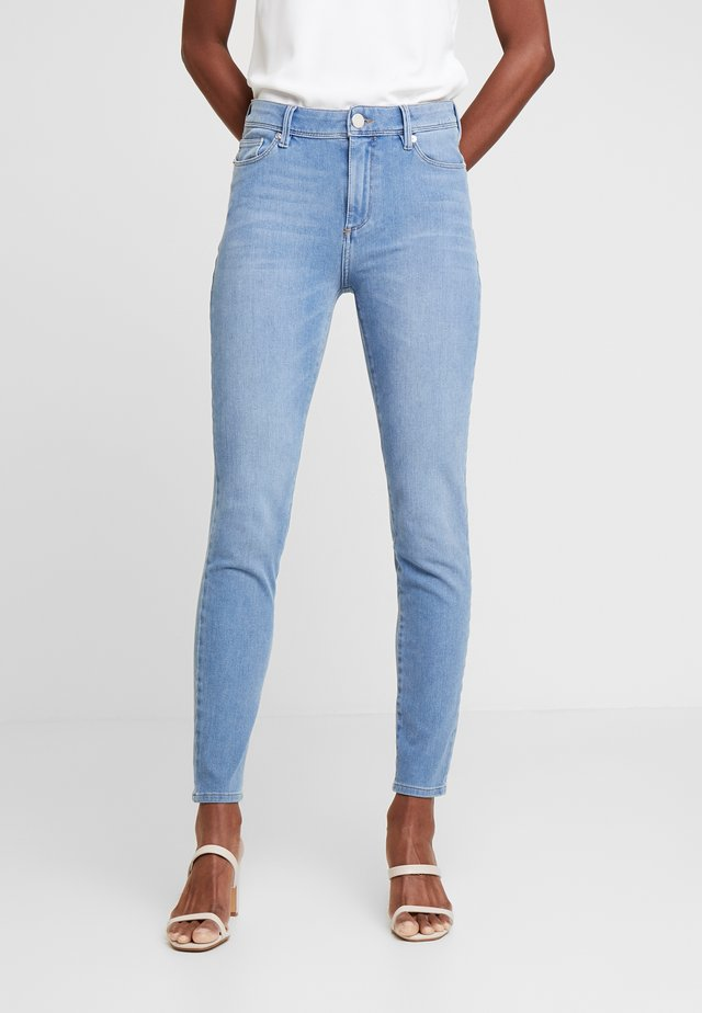 POLINE ANKLE EXCLUSIVE - Jeans Skinny - denim blue