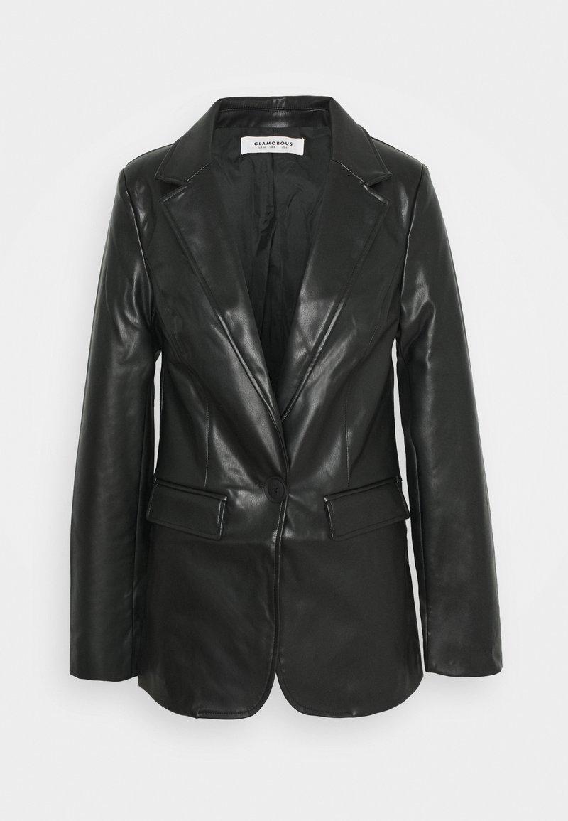 Glamorous - Short coat - black