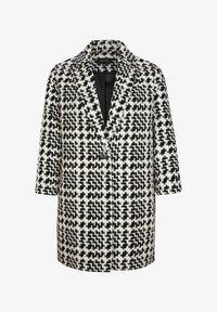 comma - Classic coat - black big houndstooth - 5