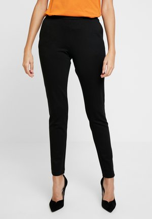 TANNY PANTS - Trousers - black