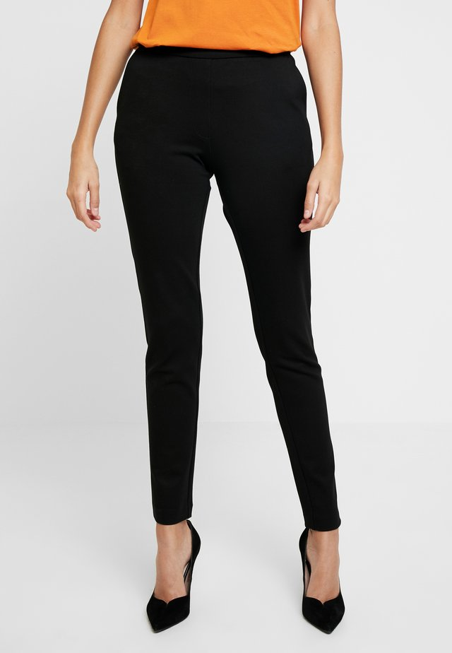 TANNY PANTS - Broek - black