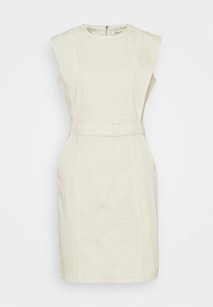 BYLIKKE DRESS - Denimové šaty - birch