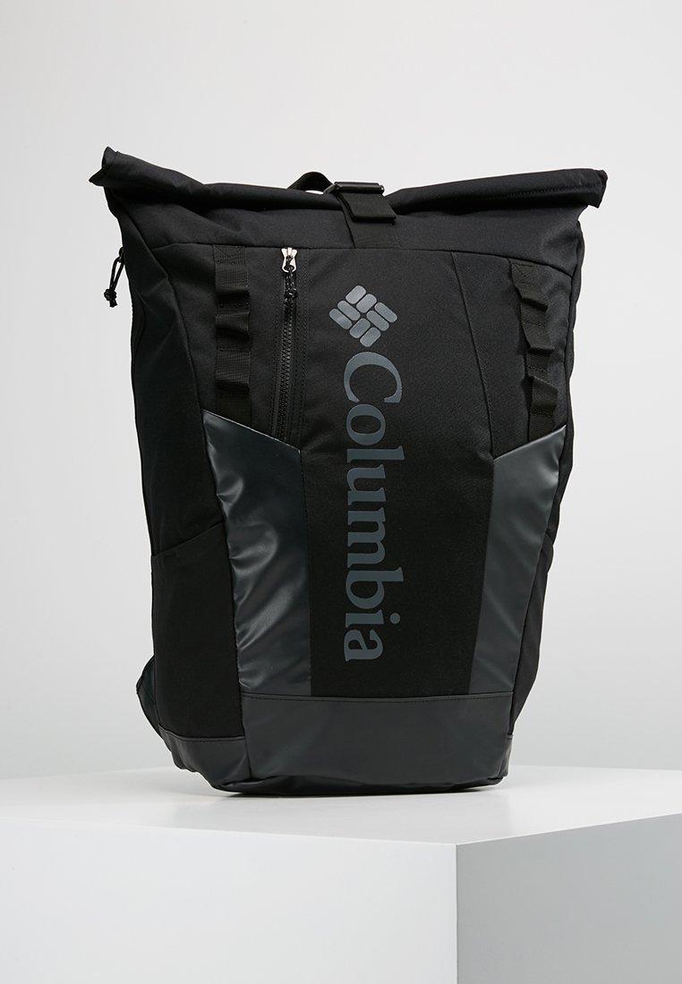 Columbia - CONVEY 25L ROLLTOP DAYPACK UNISEX - Sac à dos - black