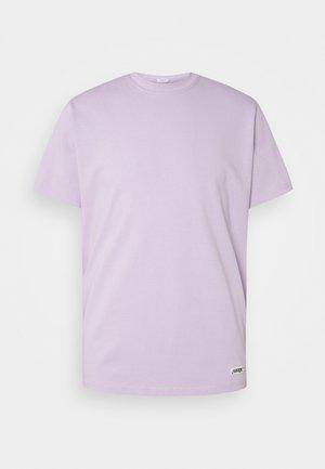 BOX LOGO TEE - T-shirt basic - wisteria