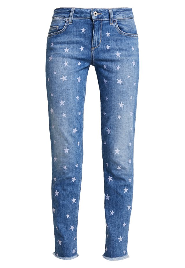 UP IDEAL - Jeans Slim Fit - blue eco