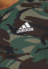 adidas Performance - CAMO - Sweatshirt - khaki - 5