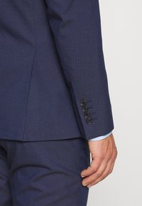 Selected Homme - SLHSLIM MYLOLOGAN SUIT SET - Traje - blue - 6