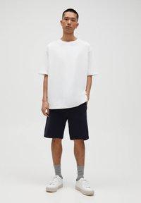 PULL&BEAR - 2 PACK - Shorts - dark grey - 1