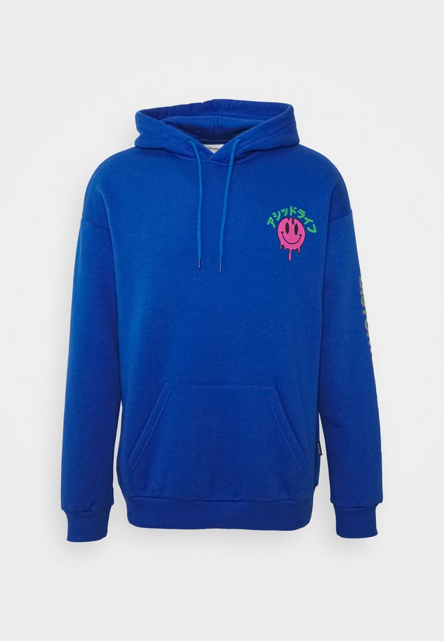 UNISEX - Sweat à capuche - blue