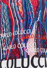 Carlo Colucci - UNISEX - Triko spotiskem - white - 2