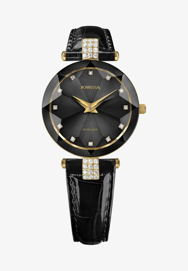 FACET STRASS  - Horloge - schwarz