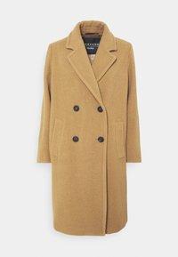 FILLY - Classic coat - camel