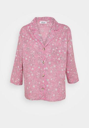 LILIE CHEMISE - Pyjama top - rose