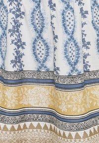 Cream - CROLINA SKIRT - A-line skirt - blue - 2