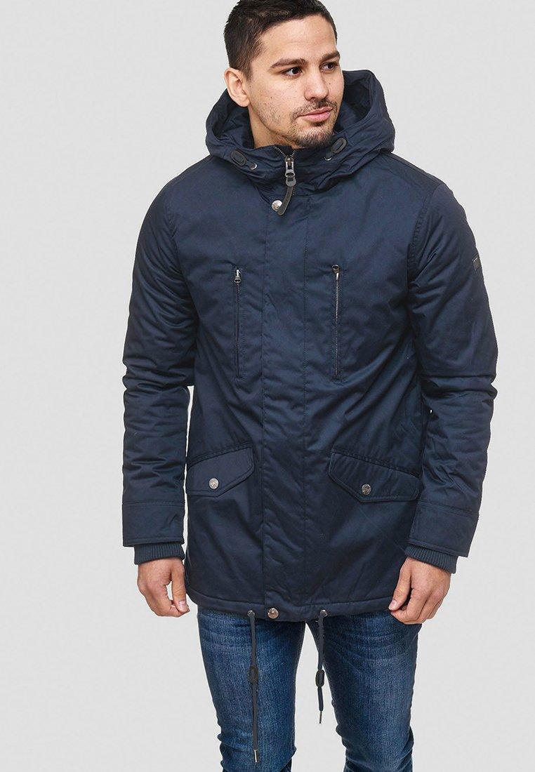 INDICODE JEANS - Winter jacket - dark blue