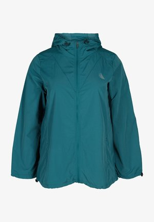 Training jacket - balsam