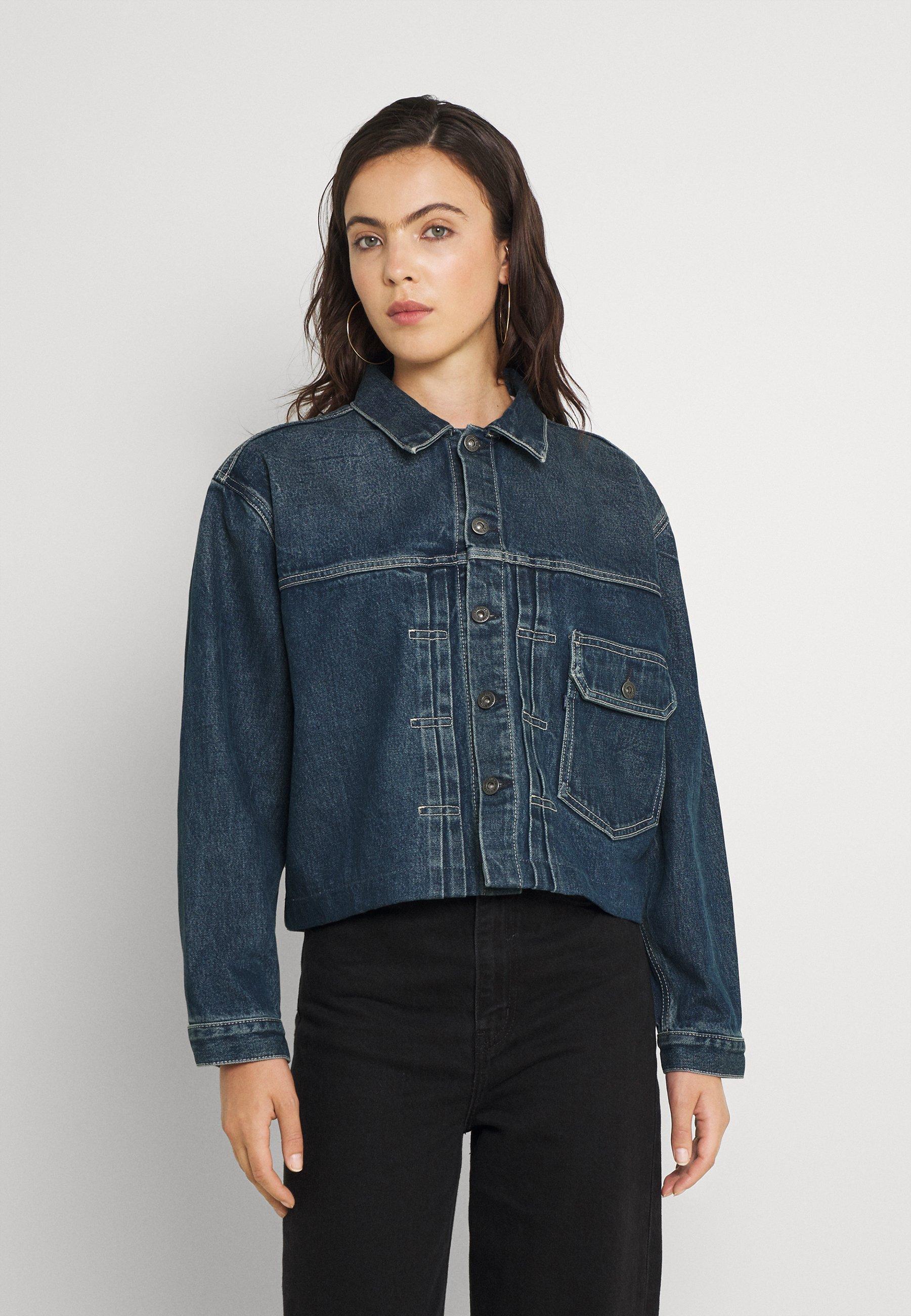 Women TYPE TRUCKER - Summer jacket